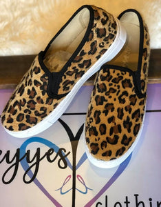 leopard affordable runners for everyday wear
