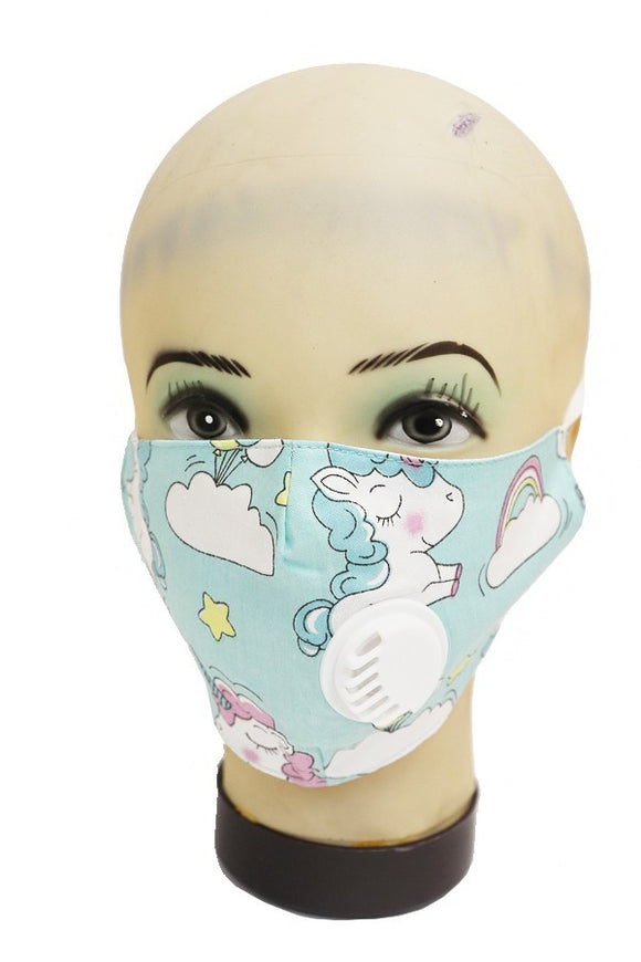 UNICORN ADJUSTABLE WITH VALVE MASK