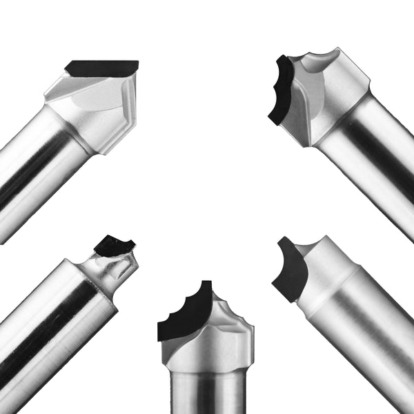 "PCD Diamond ""26"" MDF Door Bit"