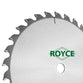 Industrial Radial Arm Saw Blades