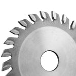 Industrial Tapered Scoring Saw Blades