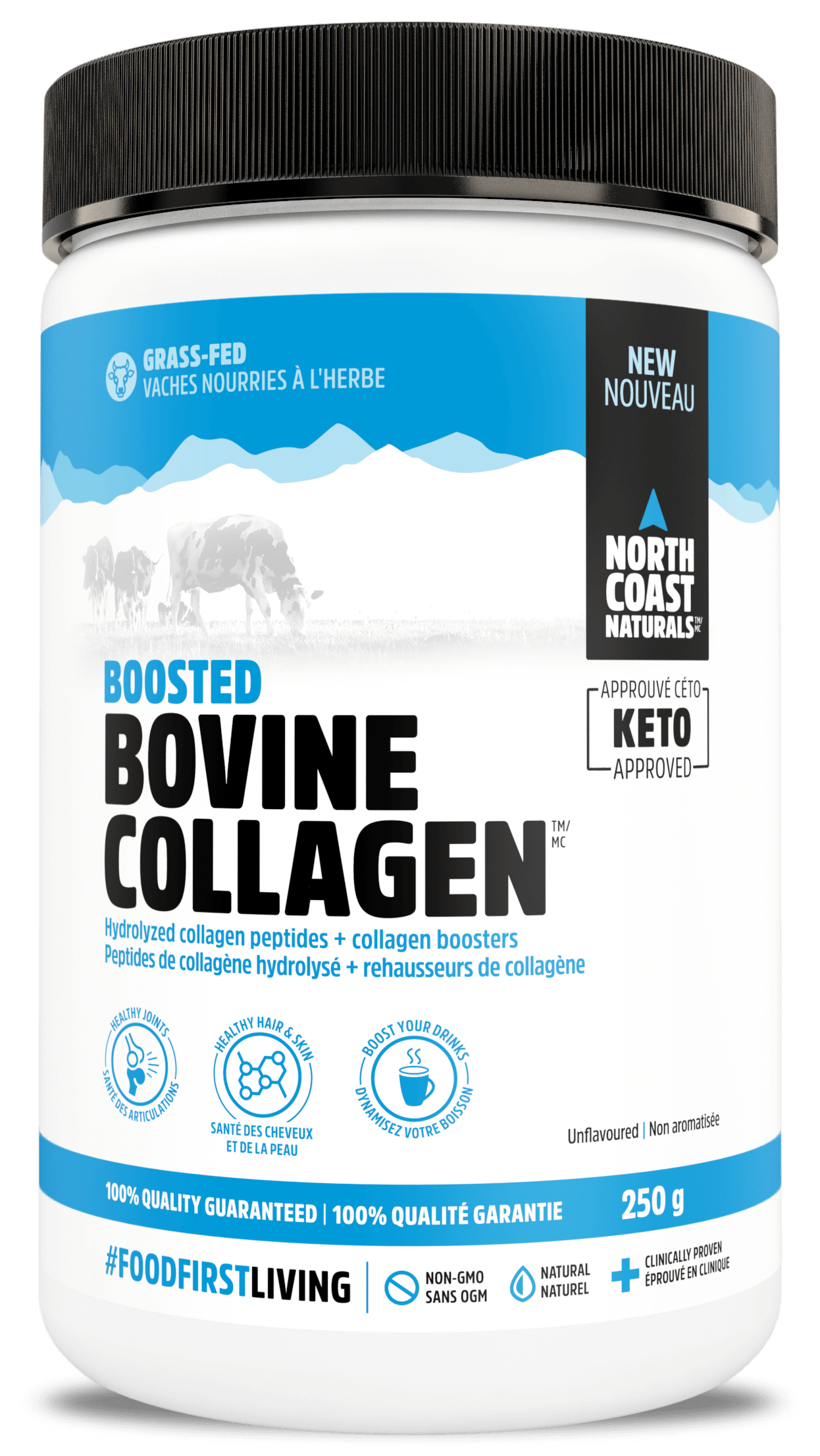 Boosted Bovine Collagen