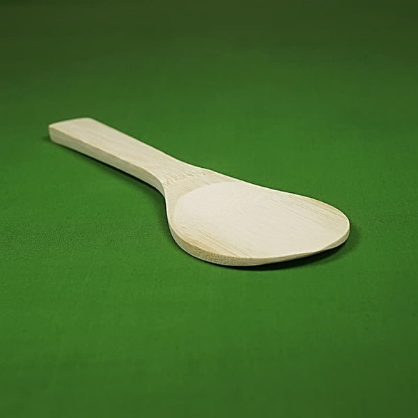 Bamboo wooden spoon / Rice Paddle