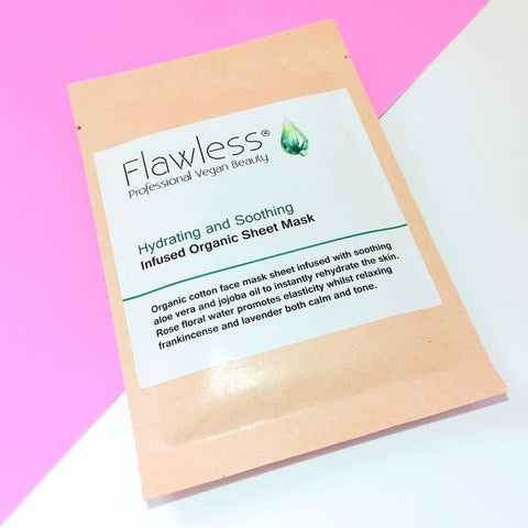 Organic Cotton Sheet Mask