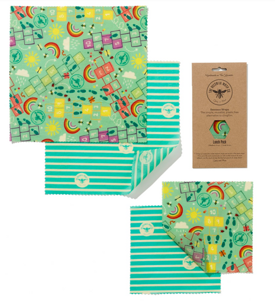 Beeswax Wrap Co. - Lunch Pack