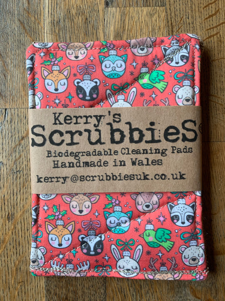Scrubbies - Christmas Edition