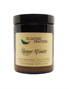 Hygge Winter - Scented Soy Wax Candle