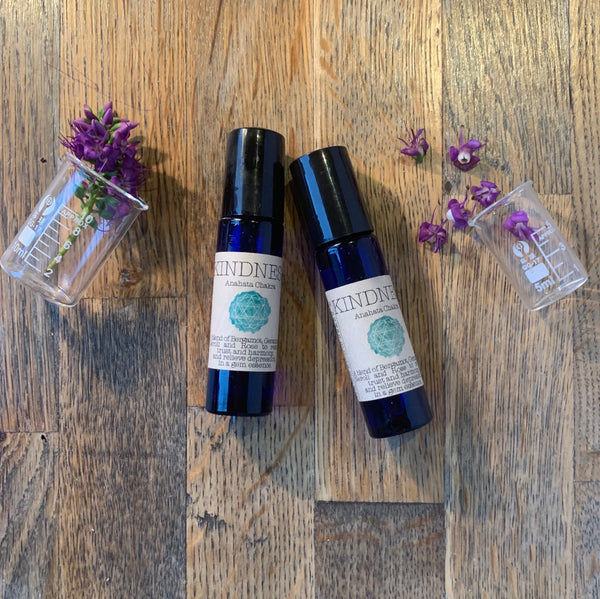Floating Feather - Essential Oil Roll on