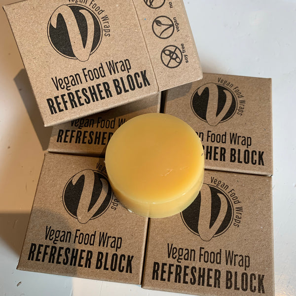 Wax Refresher Block (Bee/Vegan)