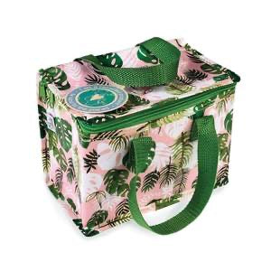 Recycled insulated lunch bag