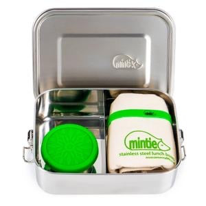 Mintie snug lunch boxes