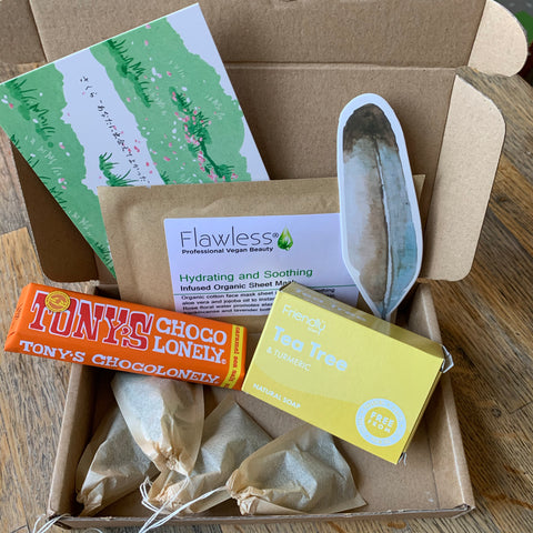 Eco Orkney - Moment of Gratitude gift pack