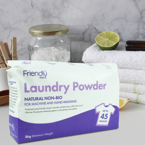 Friendly Soap Laundry Powder - 45 washes