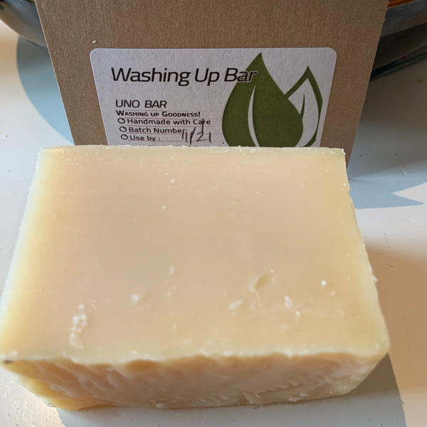 Uno dishwashing soap bar