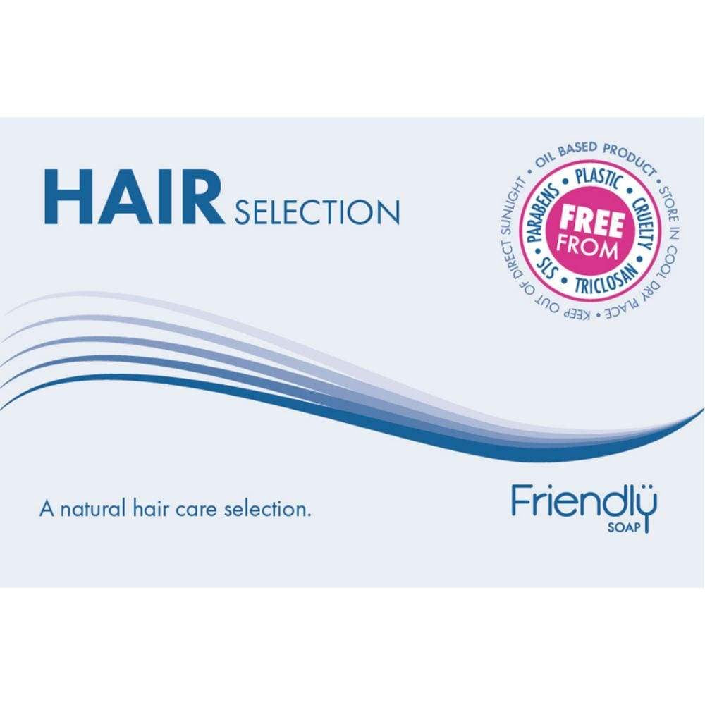 Friendly Soap - Hair Care Kit