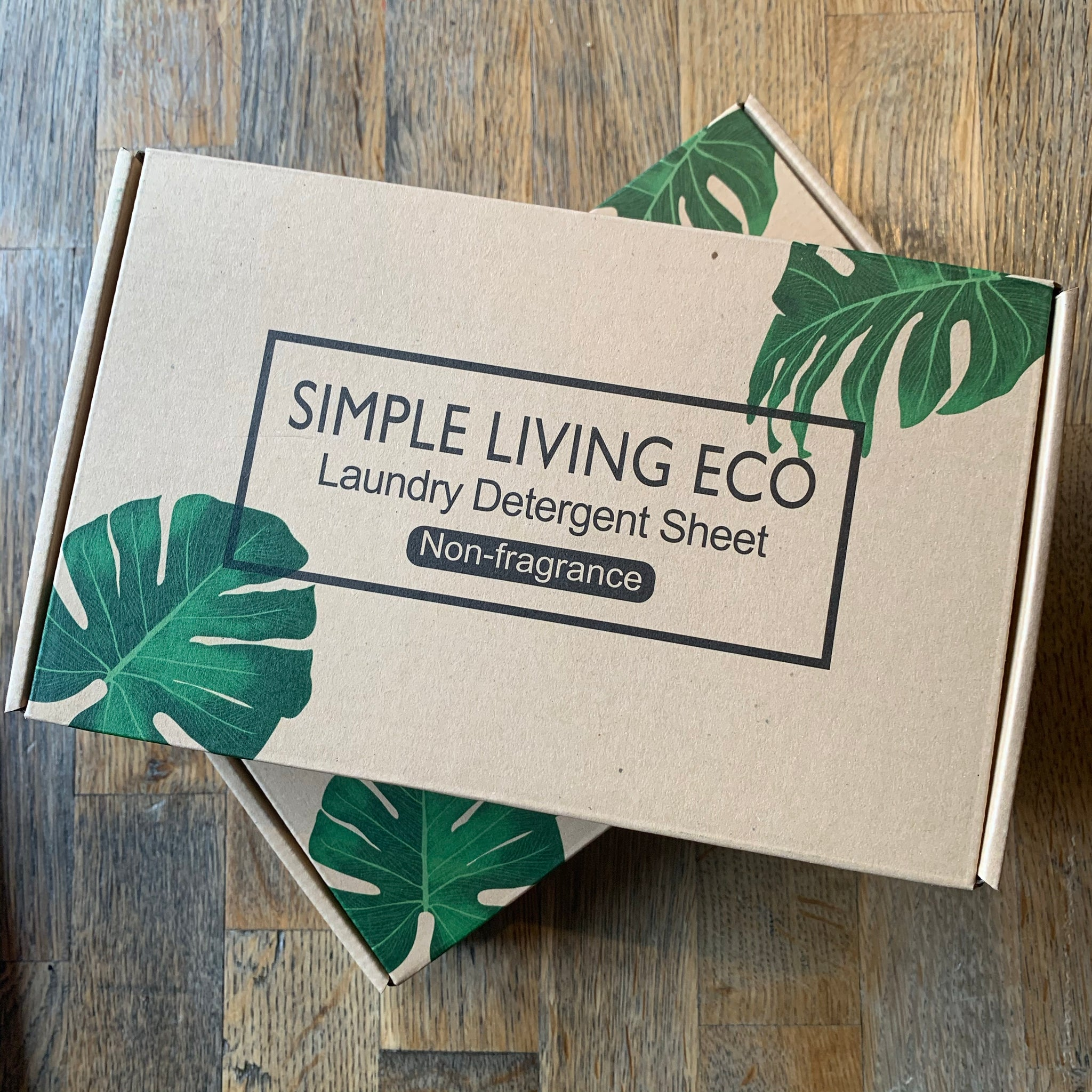 Simple Living Eco - laundry detergent sheets