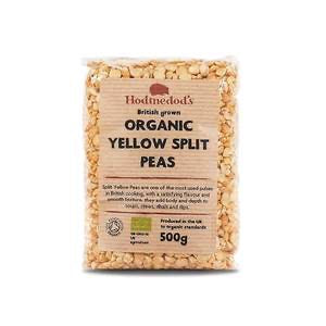 British yellow split peas (dried) - 500g