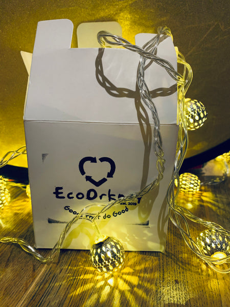 Eco Orkney Fresh Faced Luxury Beauty Cube