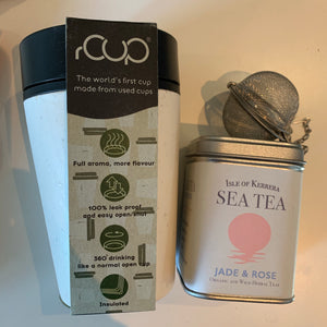 Reusable tea gift pack