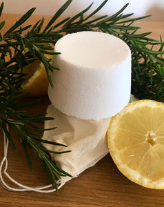 Aromatherapy shower steamers