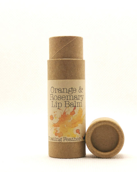Floating Feather - Lip Balm