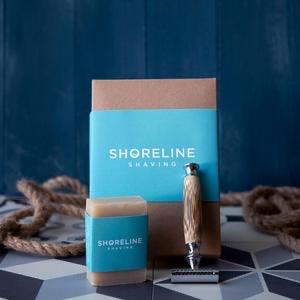 Shoreline shaving kit