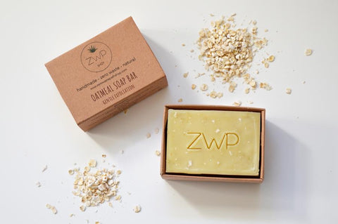Zero Waste Path soap bars