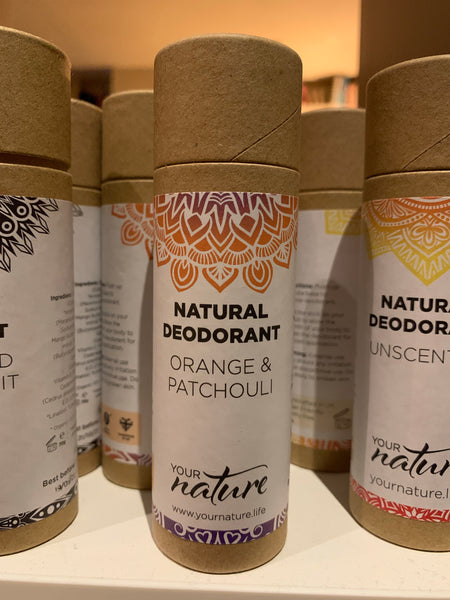 Your Nature - Deodorant Stick