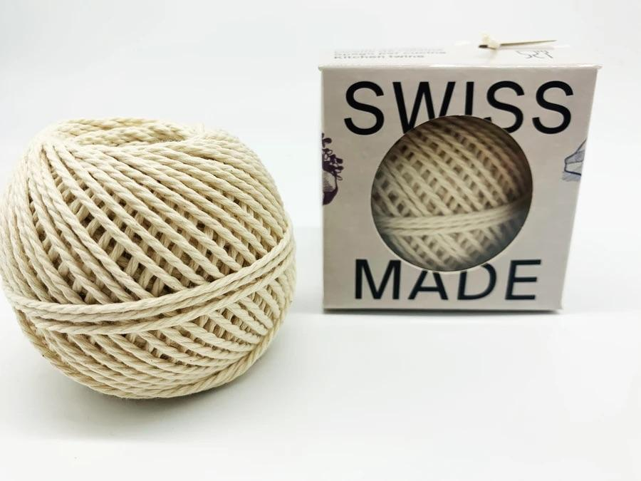 Recycled Natural Cotton Twine (45m)