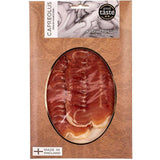 Air-dried pork loin. Dorset charcuterie