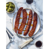 Chorizo 80g Three for £12 sliced.  3-STAR GREAT TASTE AWARD 2019