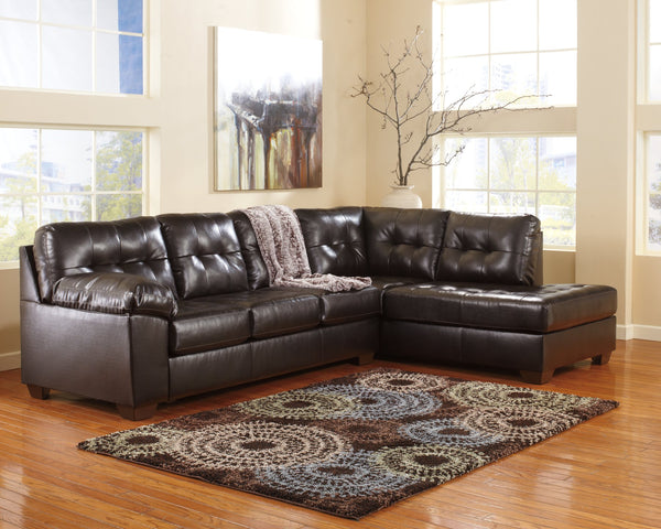 Alliston Signature Design by Ashley 2-Piece Sectional with Chaise image