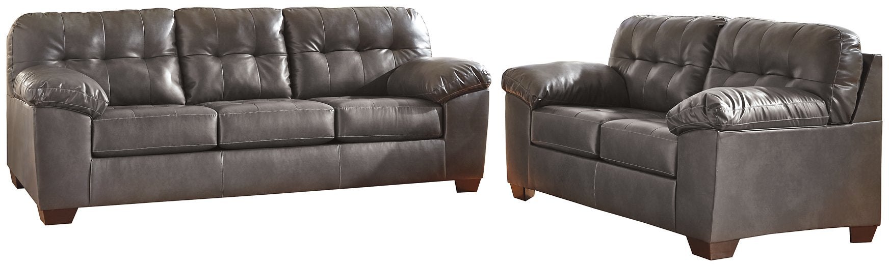 Alliston Signature Design Sofa 2-Piece Upholstery Package