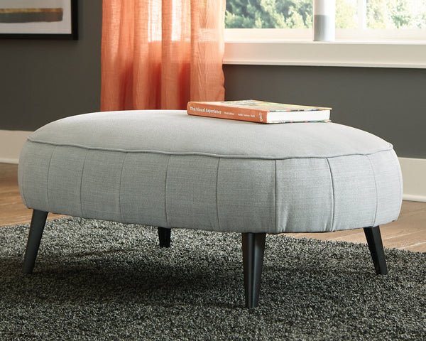 Hollyann Signature Design by Ashley Oversized Accent Ottoman image