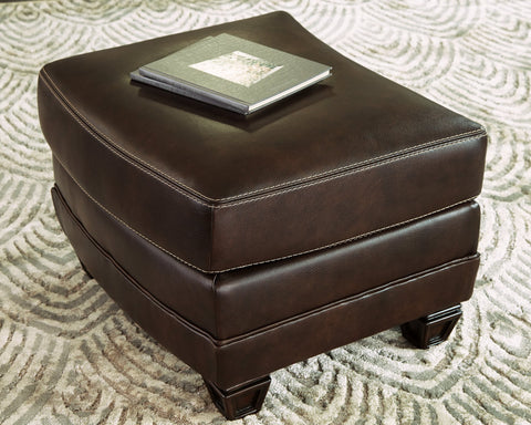 Embrook Signature Design by Ashley Ottoman