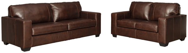 Morelos Signature Design Sofa 2-Piece Upholstery Package