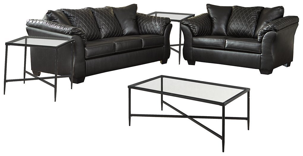 Betrillo Signature Design 5-Piece Living Room Package image
