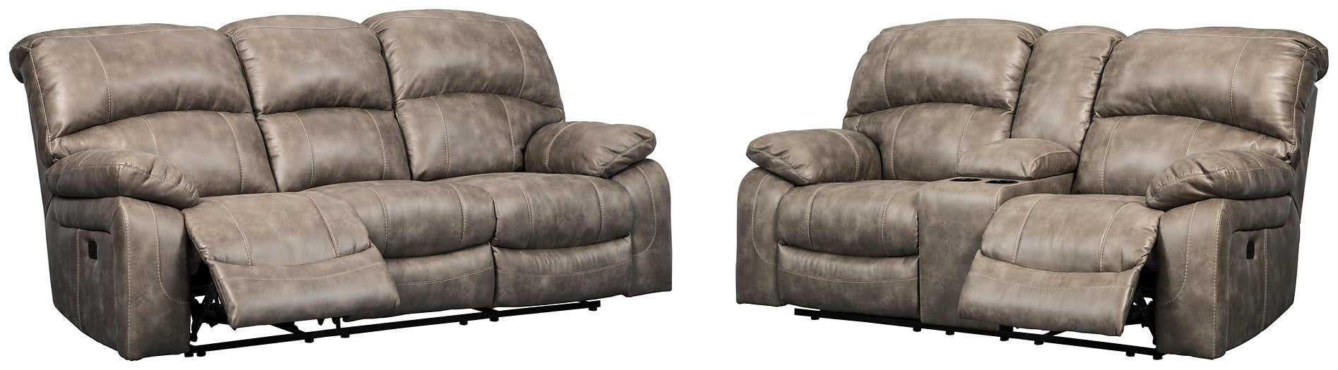 Dunwell Signature Design 2-Piece Living Room Set image