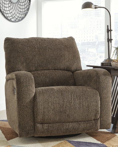 Wittlich Signature Design by Ashley Swivel Glider Recliner image
