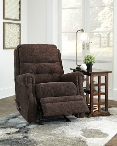Penzberg Signature Design by Ashley Glider Recliner image