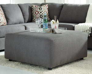 Jayceon Signature Design by Ashley Ottoman image