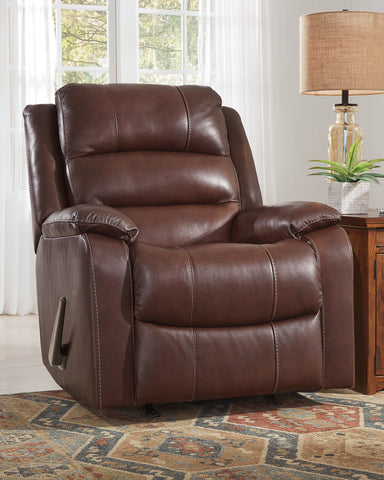 Wylesburg Signature Design by Ashley Recliner image