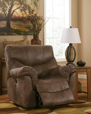 Alzena Signature Design by Ashley Recliner