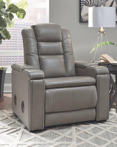 Boerna Signature Design by Ashley Recliner