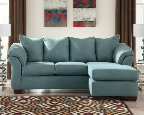 Darcy Signature Design by Ashley Sofa Chaise image
