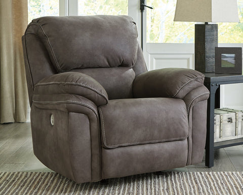 Trementon Benchcraft Power Rocker Recliner image