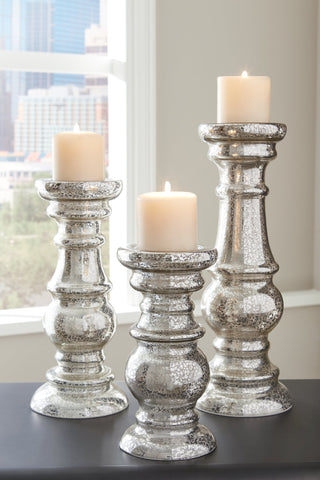 Rosario Signature Design by Ashley Candle Holder