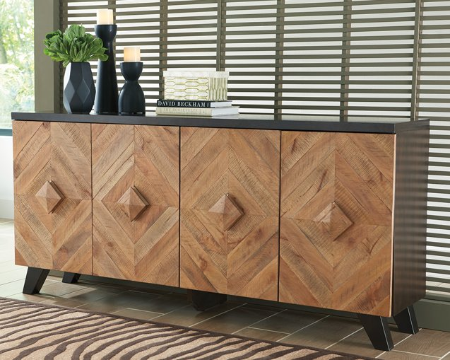 Robin Ridge Signature Design by Ashley Cabinet