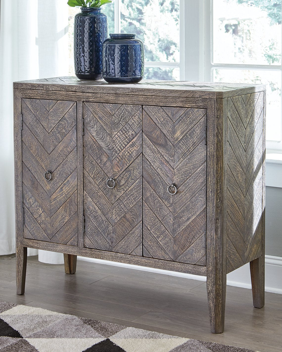 Boyerville Signature Design by Ashley Cabinet image