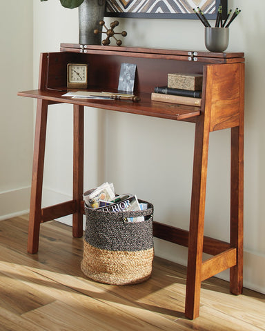 Trumore Signature Design by Ashley Sofa Table image